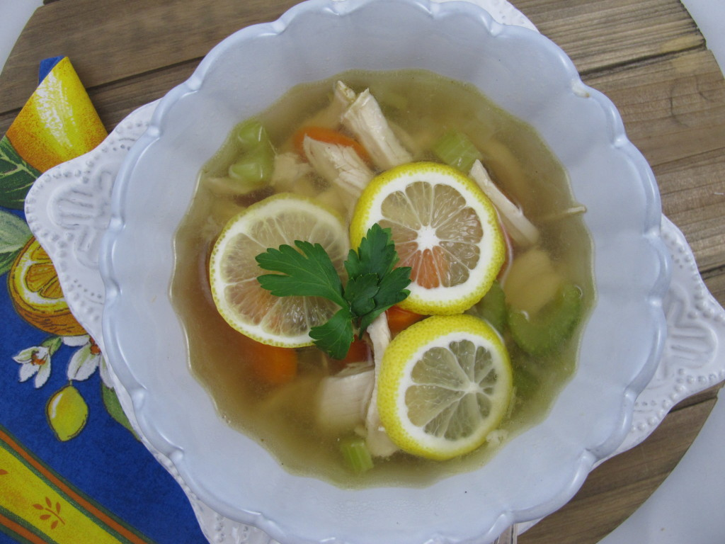 Neapolis - Chicken Ginger Soup 046