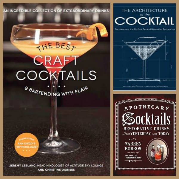 Craft Cocktail Book