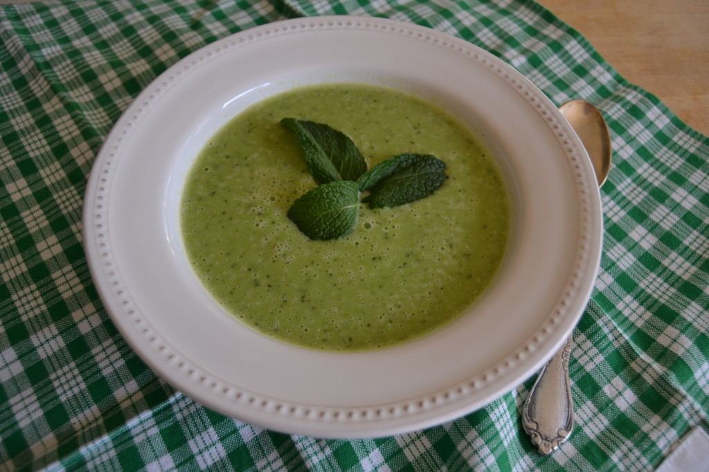garbure rhubarb pea soup 040