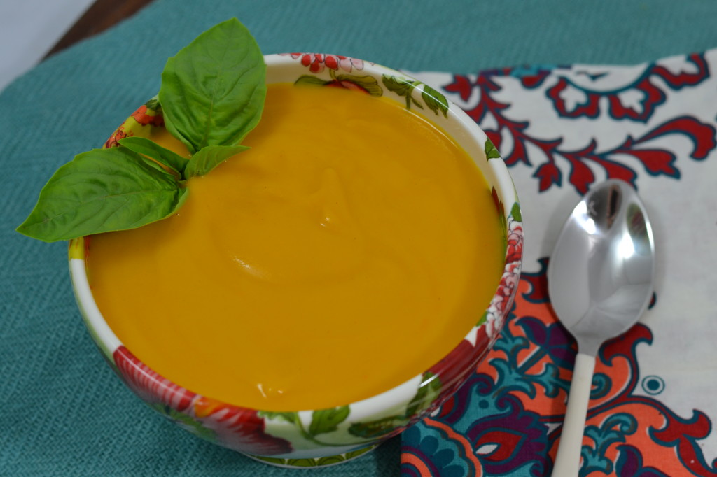 Carrot Ginger Soup 002