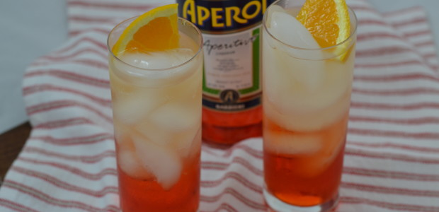 Refreshing Summer Wine Pairings – Aperol Spritz