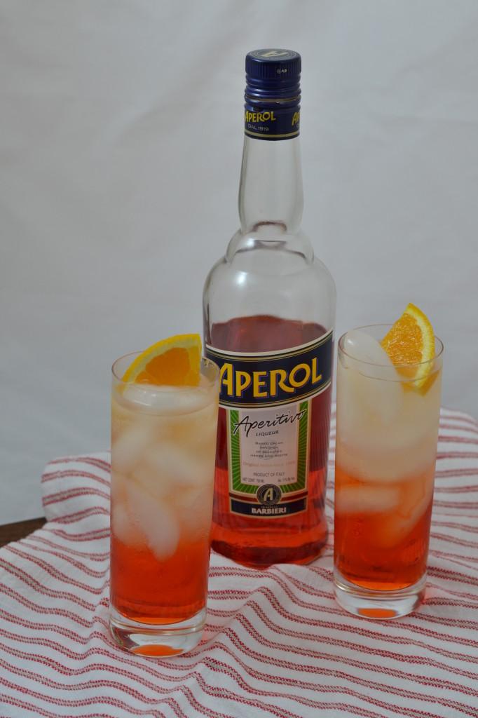 Aperol Spritz & Cantaloupe Risotto 006