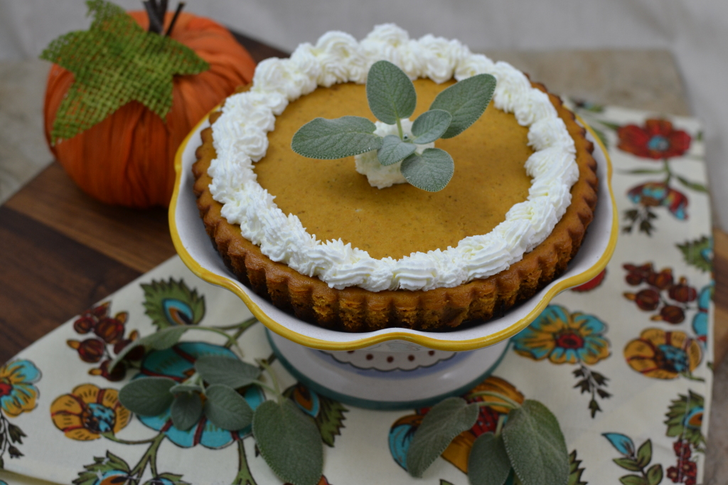 Pumpkin Cheesecake & Raincoast Crisp Crust 052