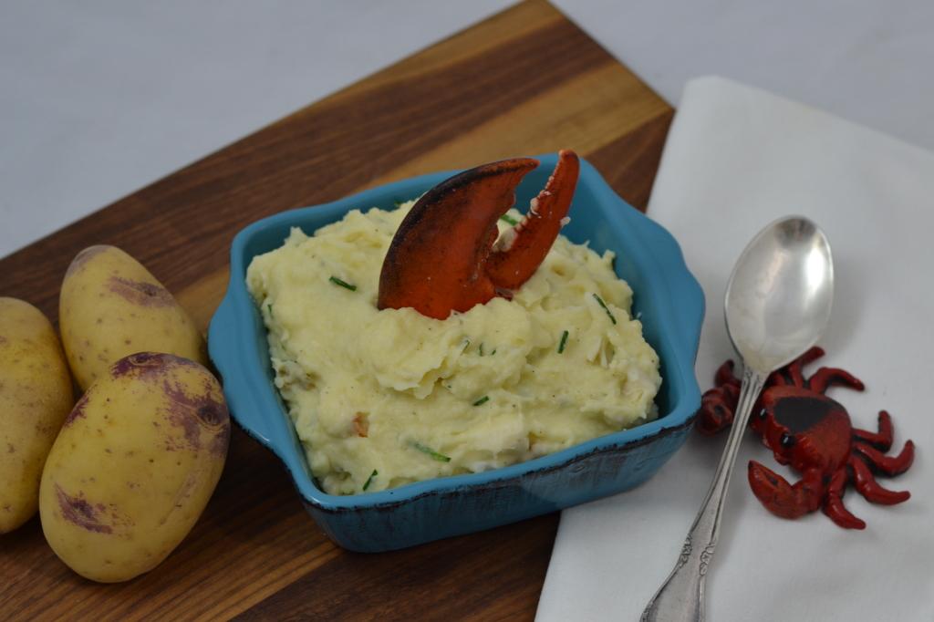 Klondike Brands Royale Mashed Lobster Potatoes