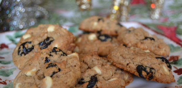 The Great Food Blogger Cookie Swap:  Winter's Dream Cookie