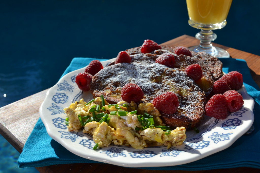 French Toast & Lady Mary's Eggs 009