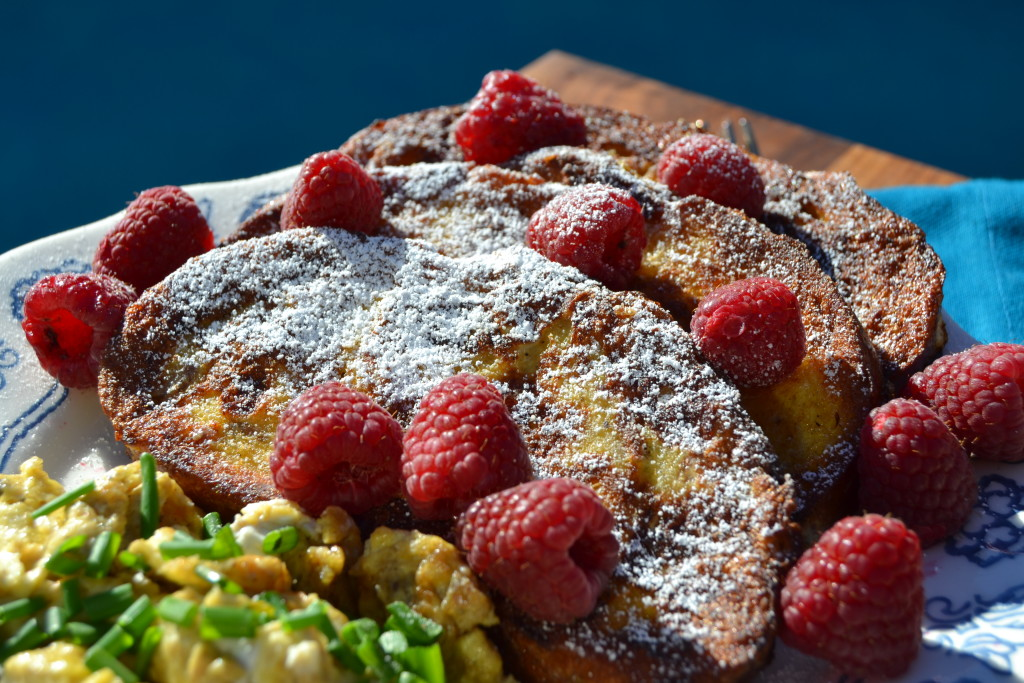 French Toast & Lady Mary's Eggs 021