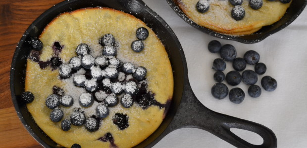 #BlueberryPancakeDay – Celebrate with Driscoll's Berries!