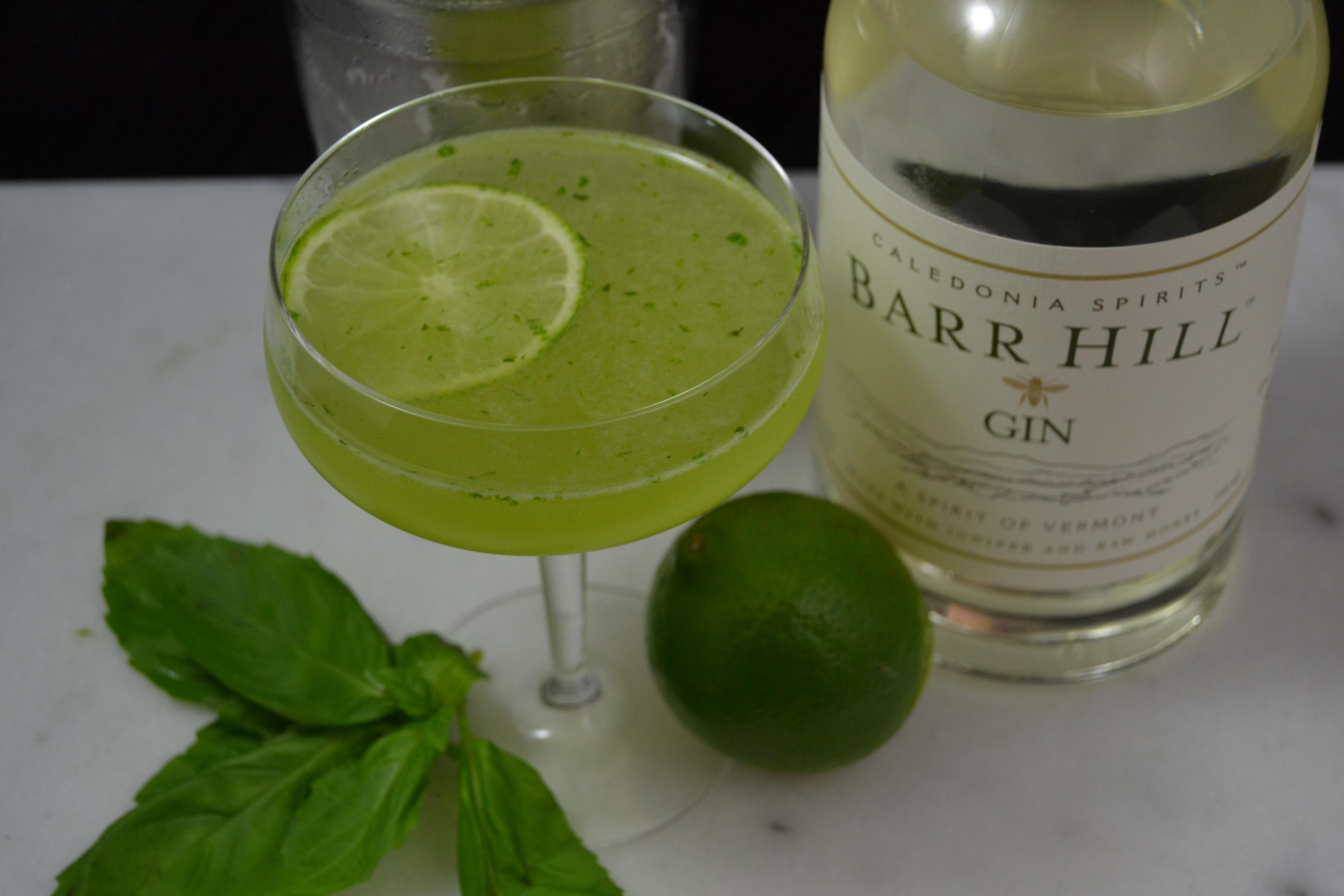 Basil Lime Gimlet & Irish Old Fashioned 031