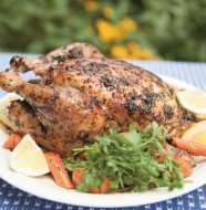 Perfect Herb-Roasted Chicken and Vegetables photo