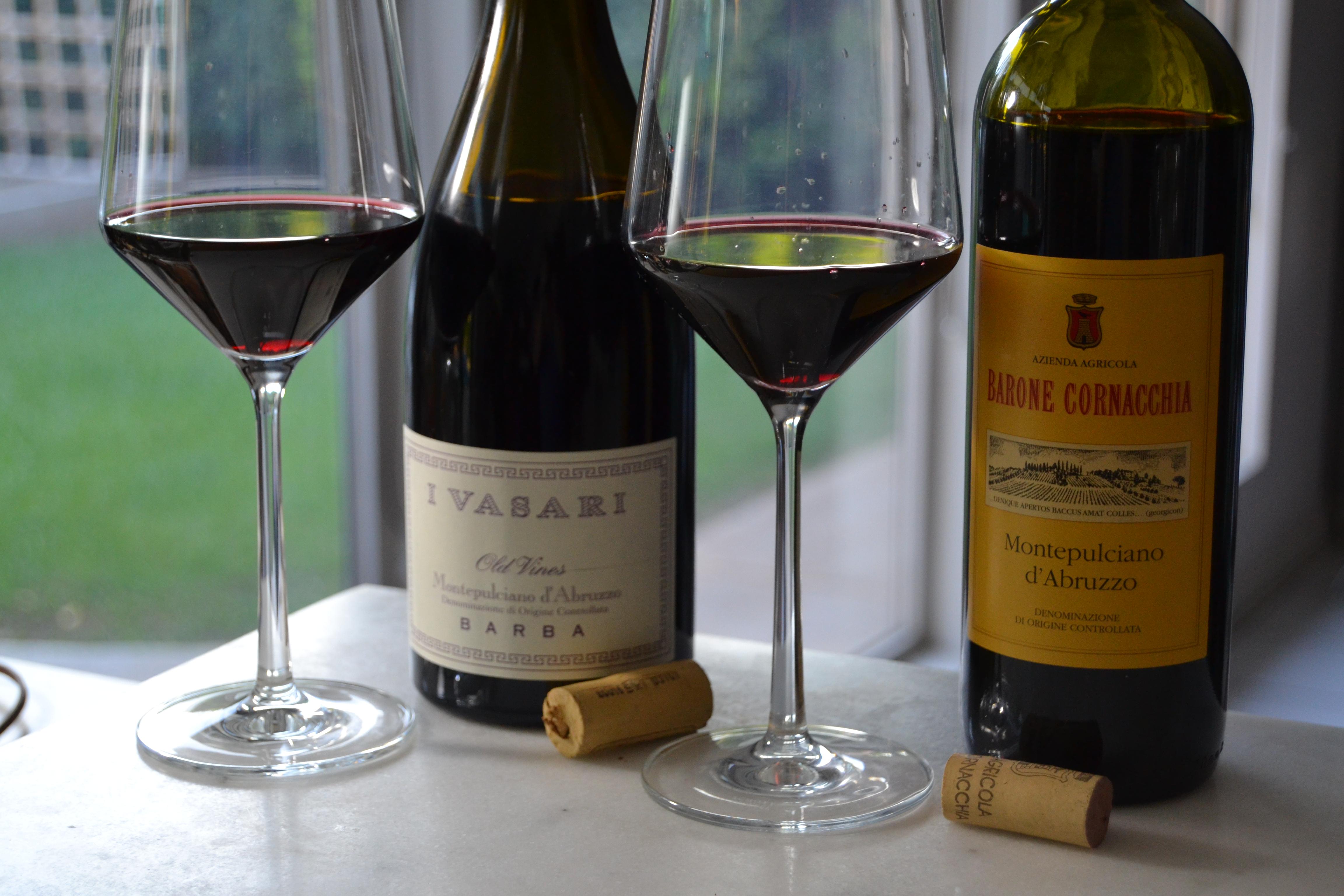 Abruzzo wine