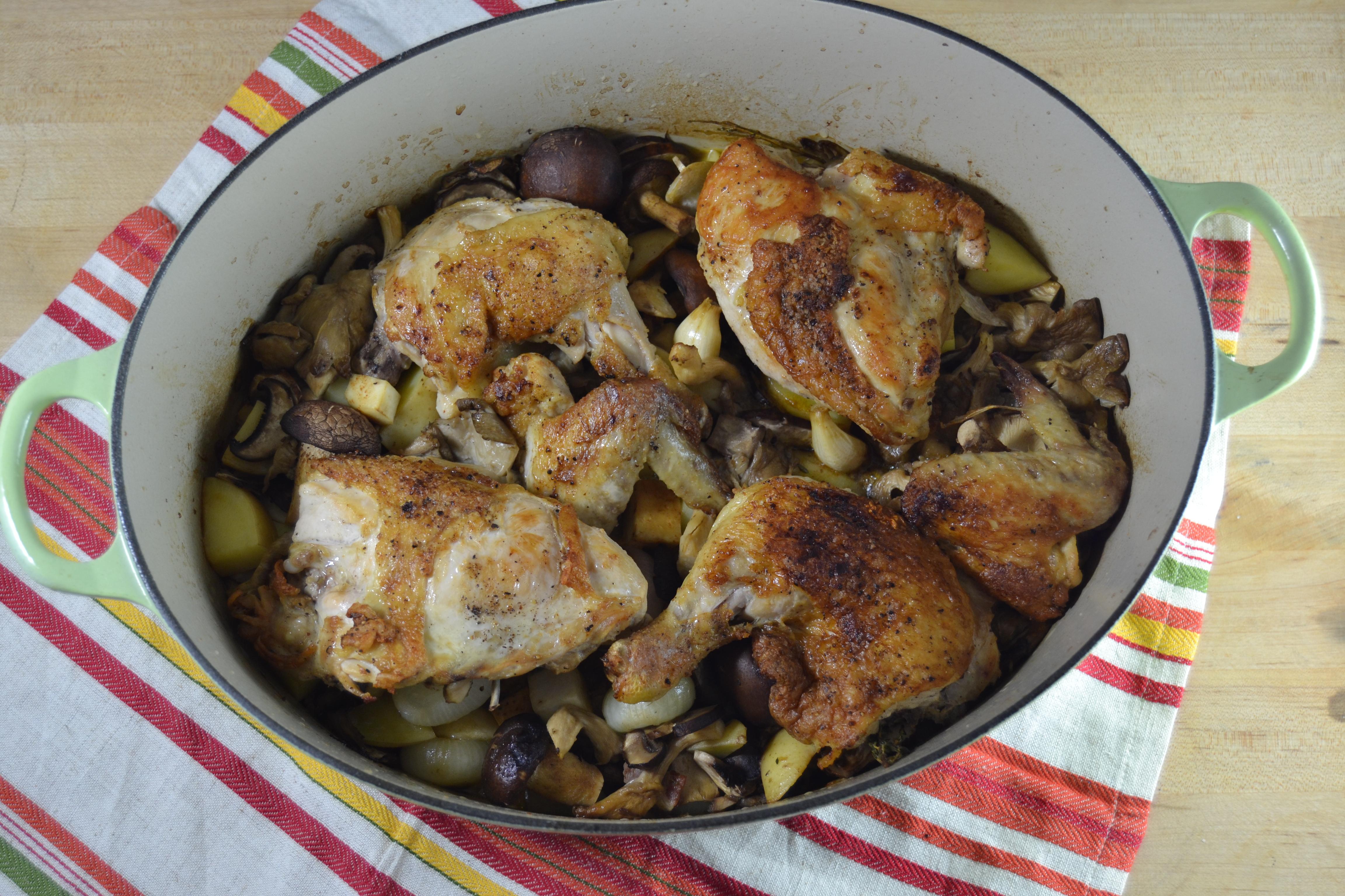 Grand Mere Francine's Chicken
