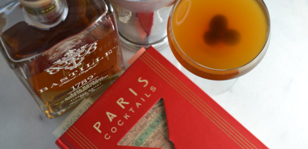 #ParisCocktails – The Frenchie