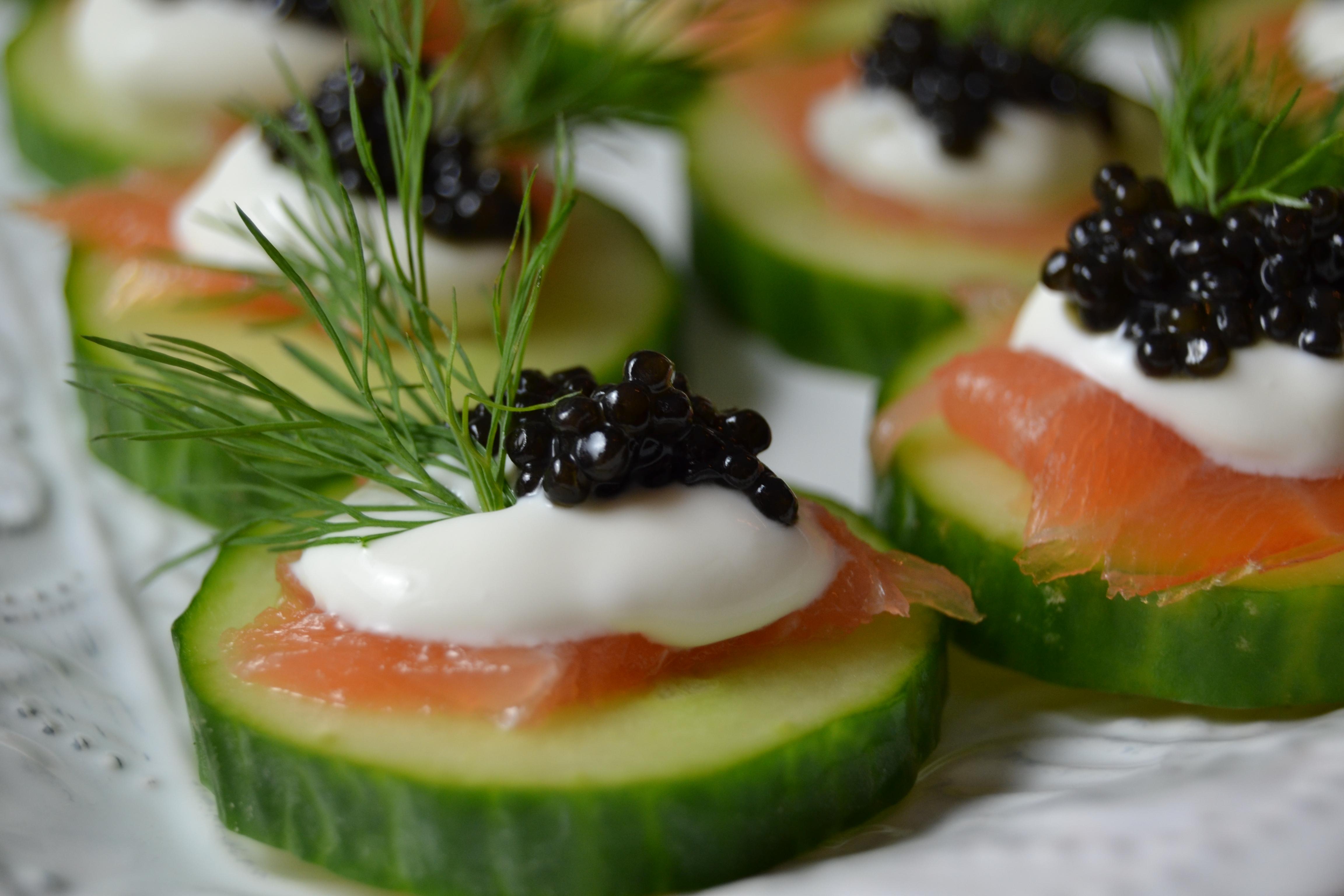 Caviar appetizer 004