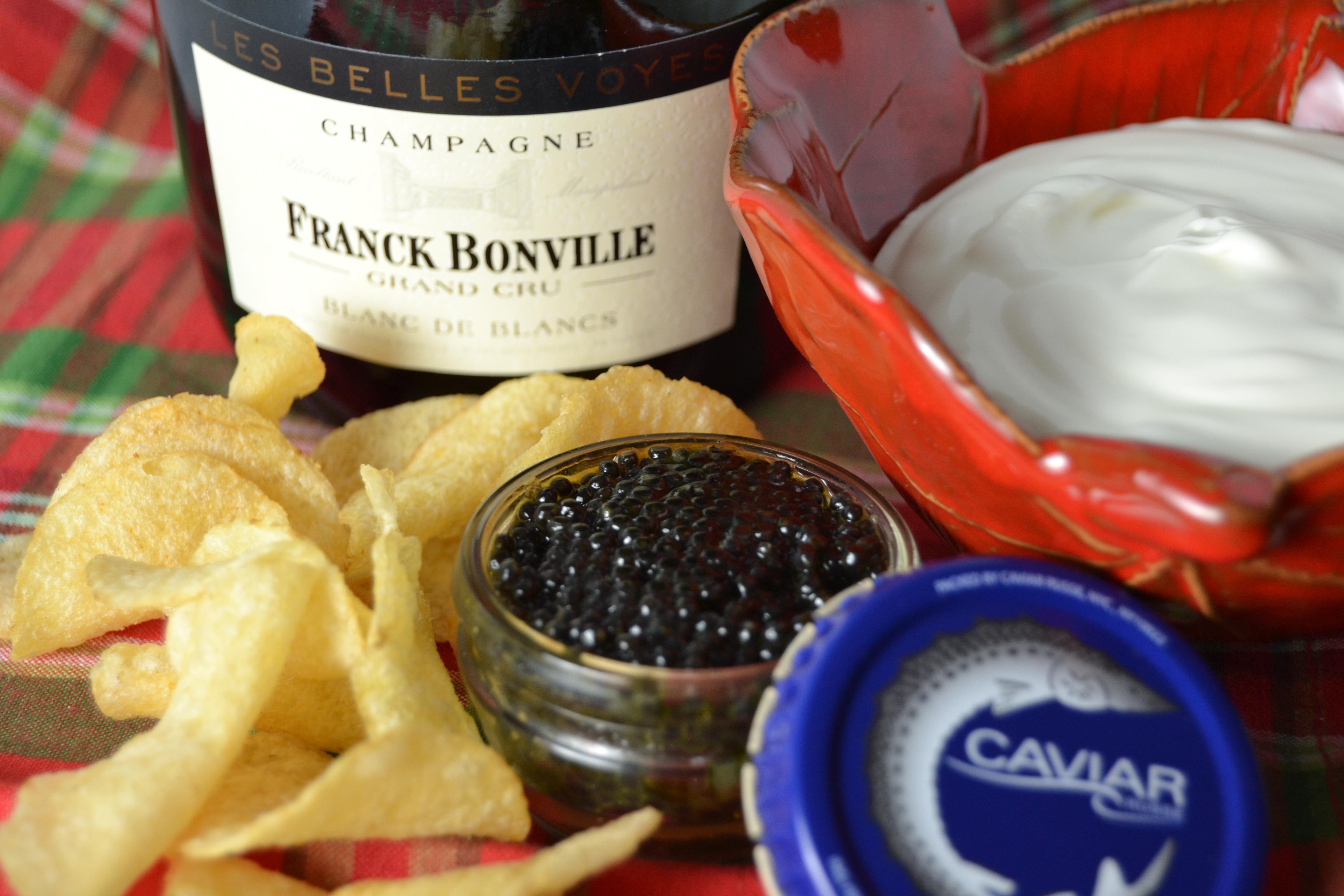 Caviar Dip