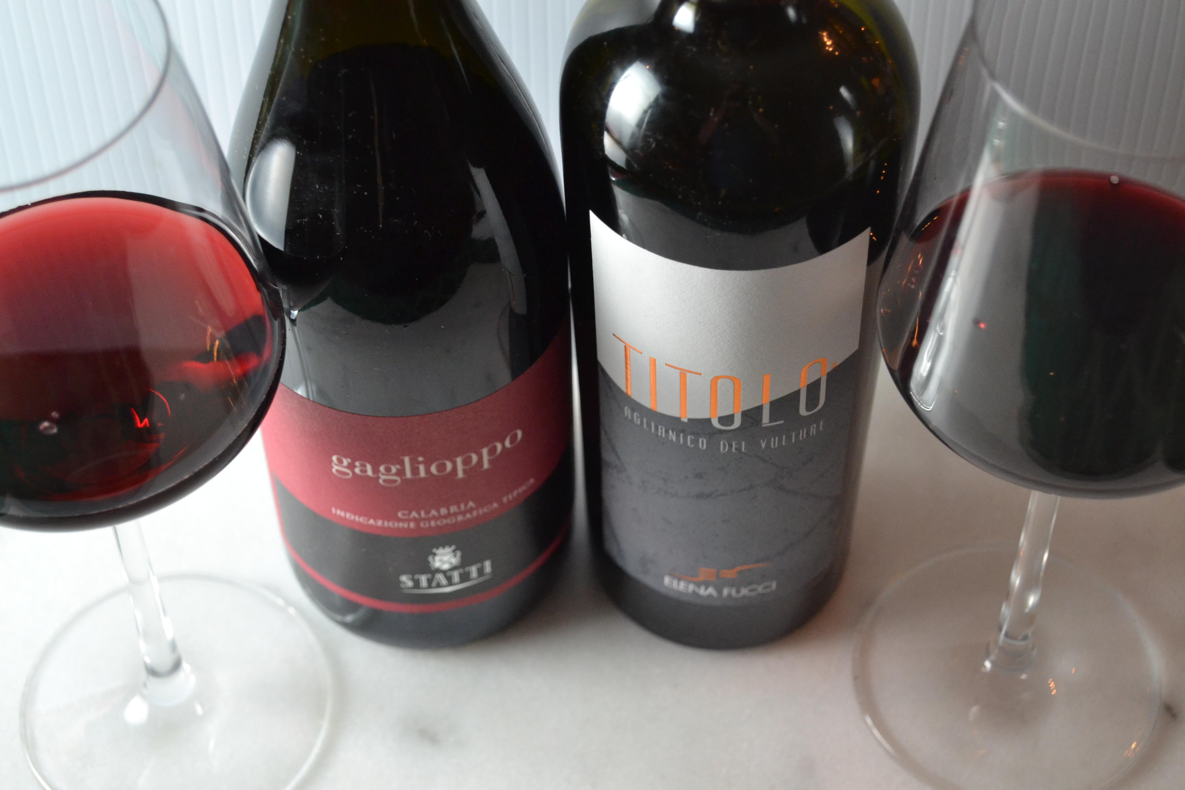 Gaglioppo & Aglianico