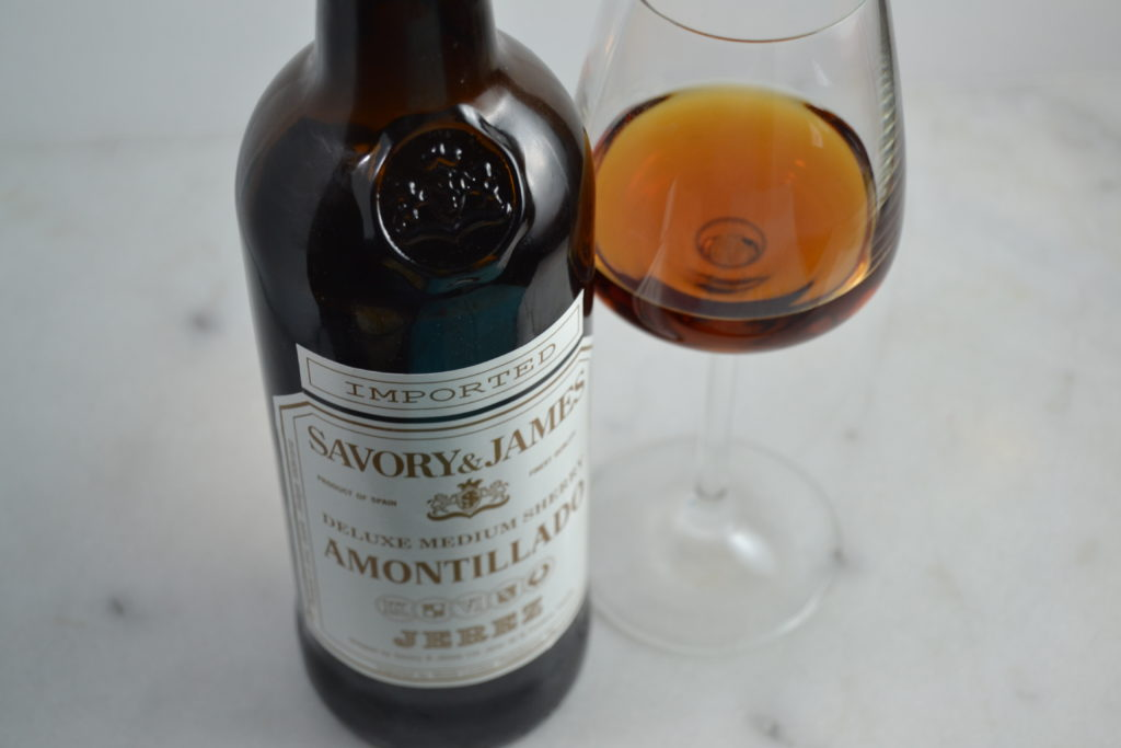 Savory & James Amontillado
